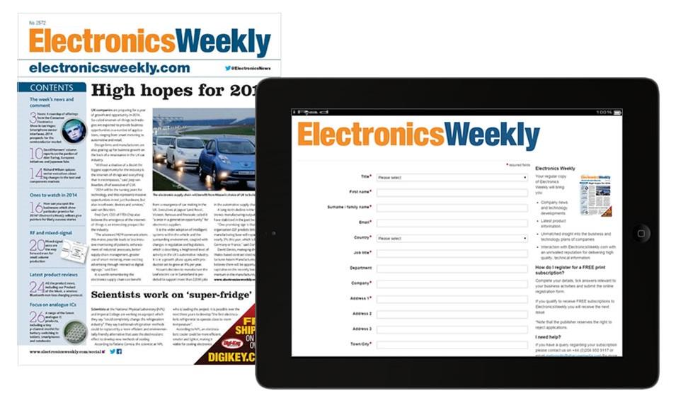 electronicsweekly