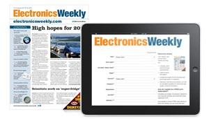 Electronics Weekly