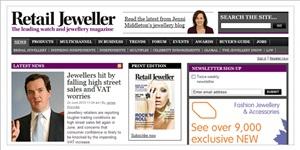 Retail jeweller big