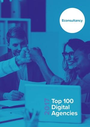 top 100 digital agencies 2017 report