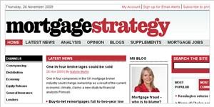 Mortgage strat
