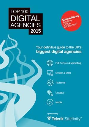 Top 100 digital agencies 2015 report full