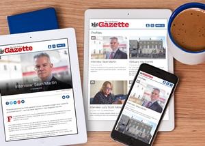 Law Gazette website