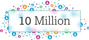 10 million AD users