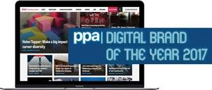 Marketing Week - PPA Digital Brand of the Year 2017