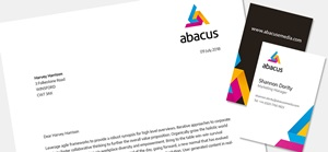 abacus stationery