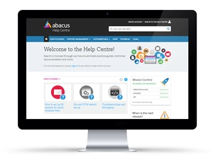 abacus help centre