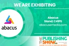 13863 the publishing show ehibitor cards we are abacus