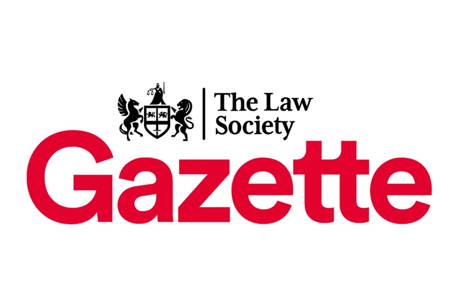 Image result for The Law Society Gazette