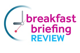 breakfast briefing review index