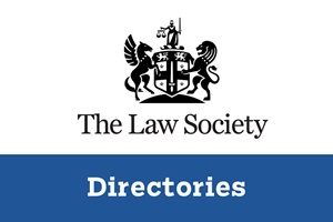 Law Society Gazette directories