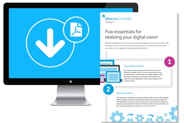 Five essentials for realising your digital vision