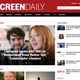 Screen Daily homepage