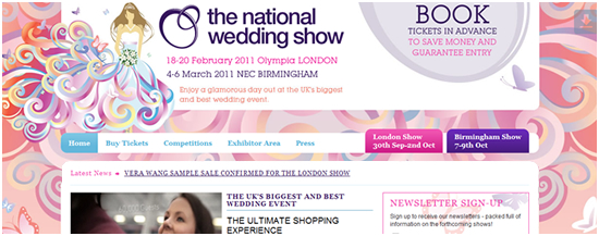 National Wedding logo